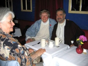 CLARIS NELSON, ANN HARRIS, MICHAEL POWELL