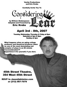 See ERIC KREBS' play about being the last Caffe Cino doorman HERE.