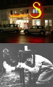 SCHAUSPIELHAUS, Vienna, opened 1974 with Kennedy's Children.